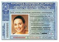 Brazil Driver's Licence Translation